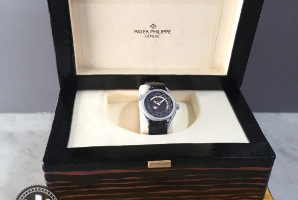 3D Cake - Patek Philippe 175th Anniversary World Time Moon Watch